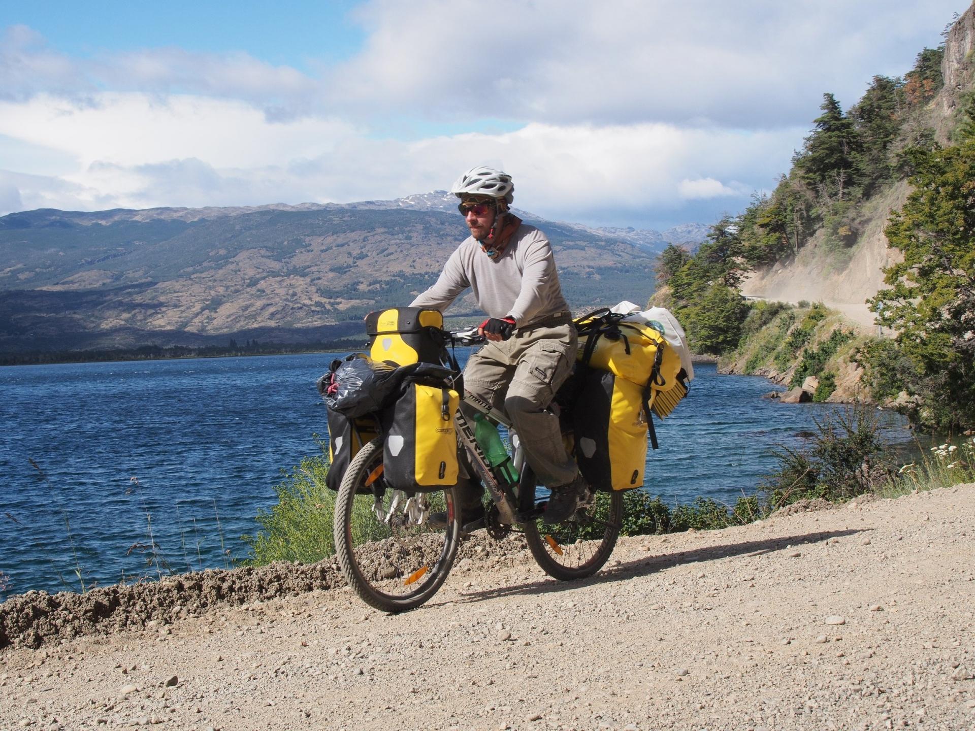 Patagonske jazera, Chile