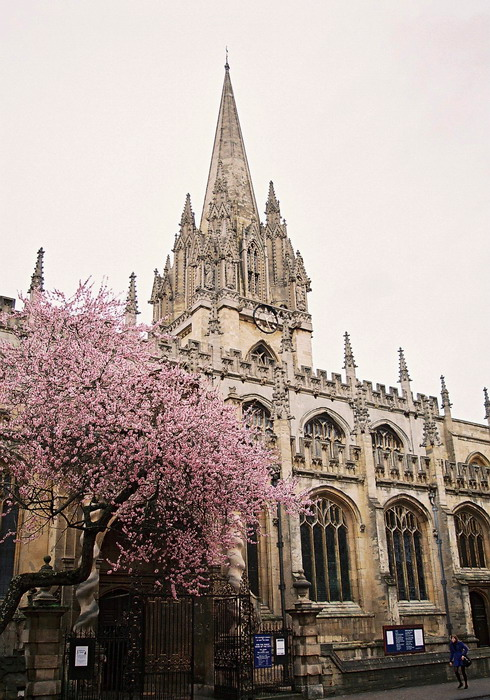 Zoznamka v meste Oxford UK