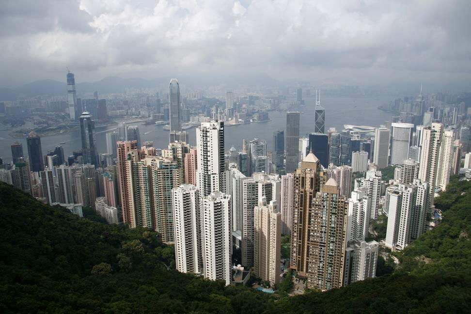 Zoznamka v meste Hongkong kultúry